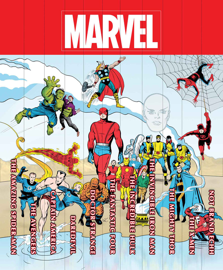 01 marvel 75th anniversary hc June Geek Guide: Marvels 75th Anniversary, Rabbit Hole Batman, Superman Stories, Transformers Comics and More!