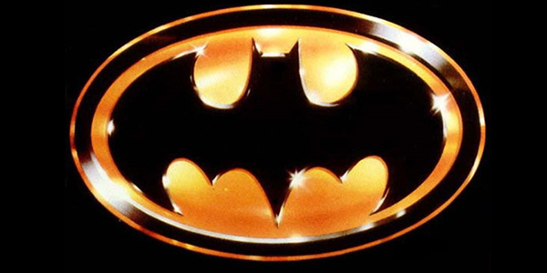 1989batmanlogo Comics on Film: 25 Years Ago, Tim Burtons Batman Changed Superhero Movies Forever