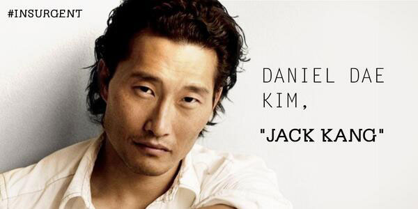 Daniel Dae Kim is Jack Kang