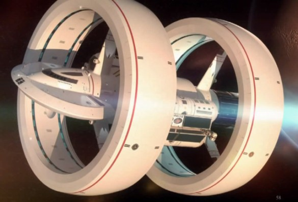 Move Over 'Star Trek' -- NASA Reveals Its Own Warp-Drive ...