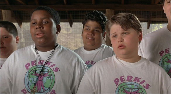 Heavy Weights Your Top Three: Summer Camp Movies