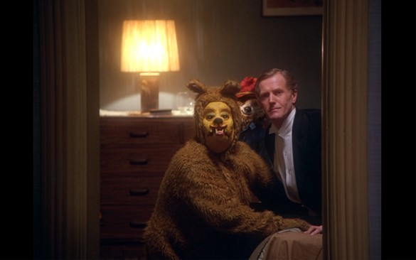 Paddington The Shining