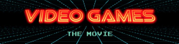 Video Games: The Movie logo