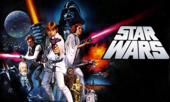 anewhope Trivia: The Word Lightsaber Is Only Used Once in the Original Star Wars