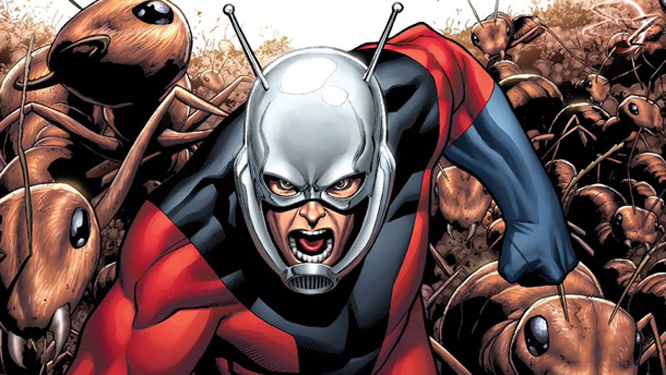 ant man comics The Geek Beat: Why You Shouldnt Be Upset About Ant Man Changing Directors