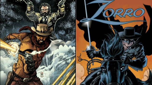 Django Unchained / Zorro