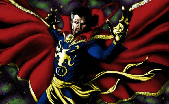doctor strange 585 Movie News: See Whos Rumored to Star in Marvels Dr. Strange, Plus: Final Apes Trailer