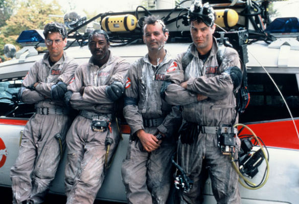 ghostbusters 13 585 Movie News: Ghostbusters Returning to Theaters; First Trailer for Are You Here From Mad Men Creator