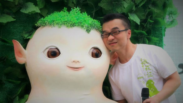 monster hunt 585 Movie News: See the New Monster by Shreks Designer, Plus: Oliver Stone Is Making an Edward Snowden Movie