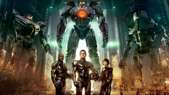 pacific rim 140626 585 Movie News: Pacific Rim 2 Confirmed for 2017; Snow White and the Huntsman 2 Moves Forward
