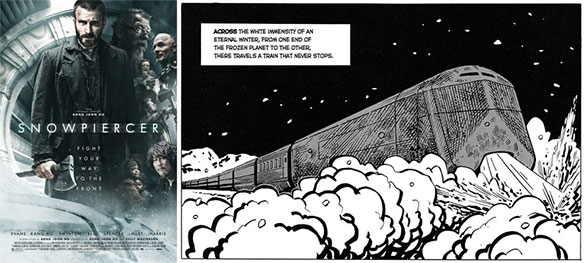 snowpiercer header The Geek Beat: Snowpiercer and Other Great Foreign Graphic Novels Movie Fans Should Be Reading