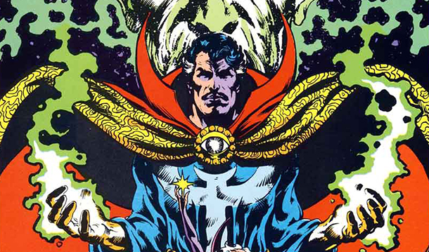 strange2 Marvel Studios Countdown: True or False with Dr. Strange and Ant Man