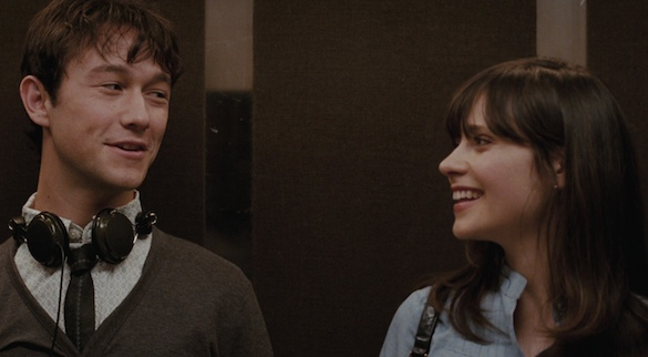 500 days of summer elevator Your Top Three: Romantic Comedies Since When Harry Met Sally