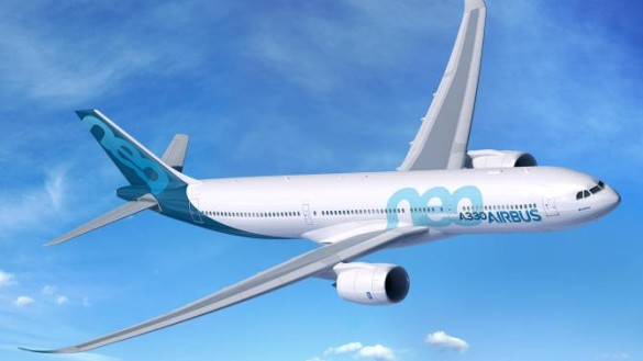 Airbus A330 Neo jet