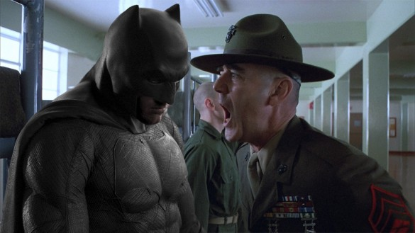 Batman full metal jacket