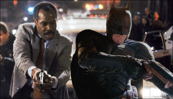 Batman lethal weapon