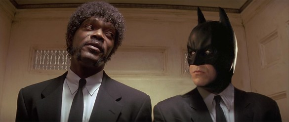Batman Pulp Fiction