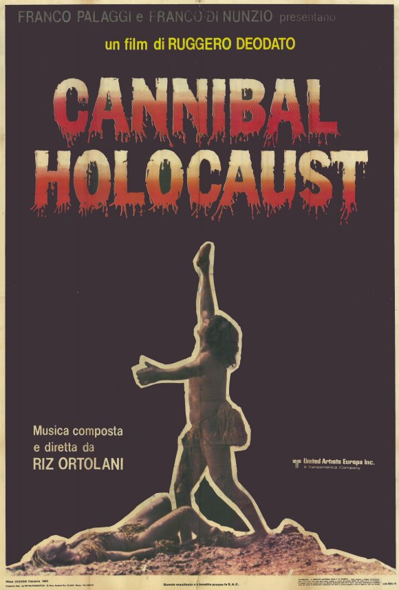 Cannibal Holocaust Poster The Last Horror Blog: Your Complete Guide to Italian Cannibal Movies, Part 1