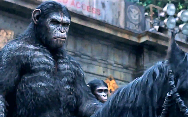 Dawn of the Planet of the Apes teaser You Rank the Planet of the Apes Movies