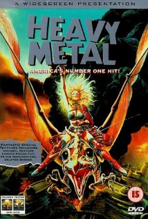 Heavy Metal movie poster original