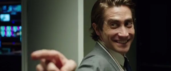 Jake Gyllenhaal in the Nightcrawler Trailer
