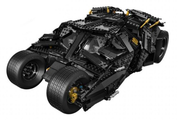 Lego Batman Tumbler kit