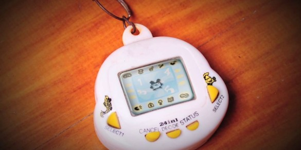 Tamagotchi toy