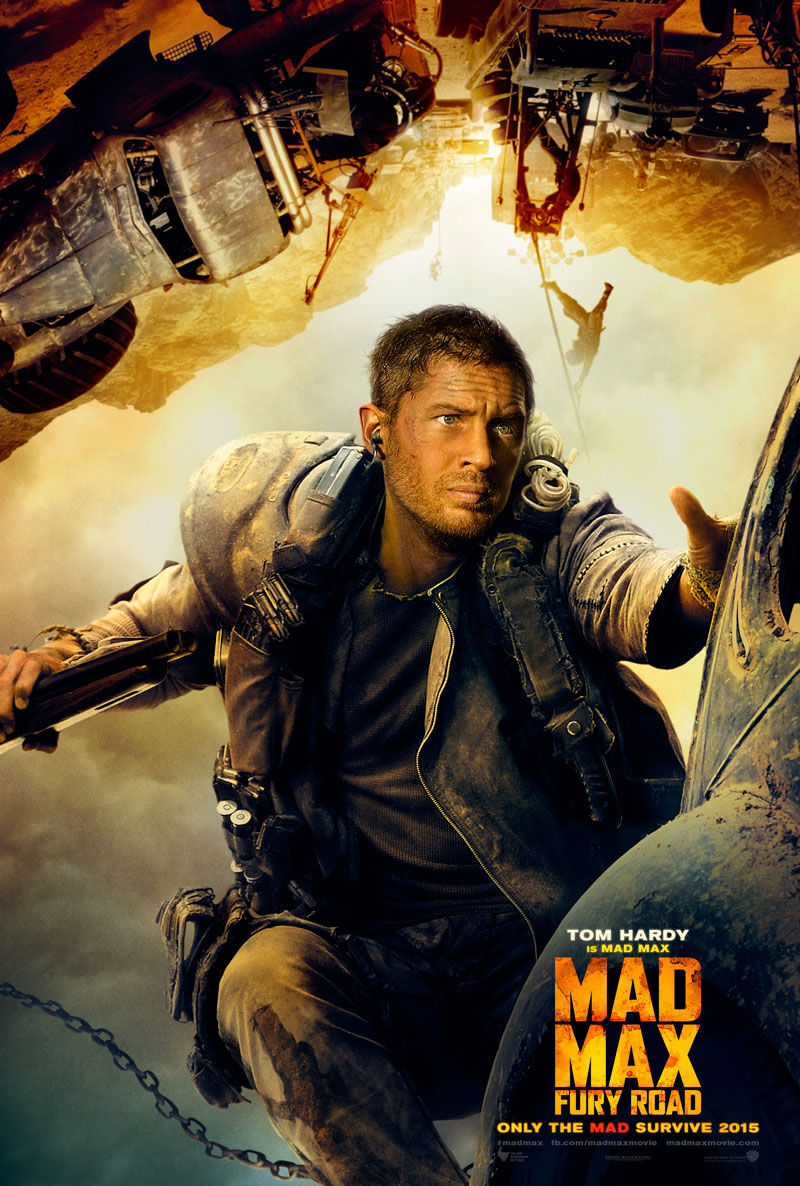 MMFR Max Online Art DOM Mad Max: Fury Road Trailer: See What Blew Everyone Away At Comic Con