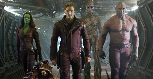 Meet The Guardians of the Galaxy Why Guardians of the Galaxy Has the Perfect Movie Soundtrack