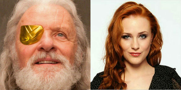 Anthony Hopkins / Evan Rachel Wood