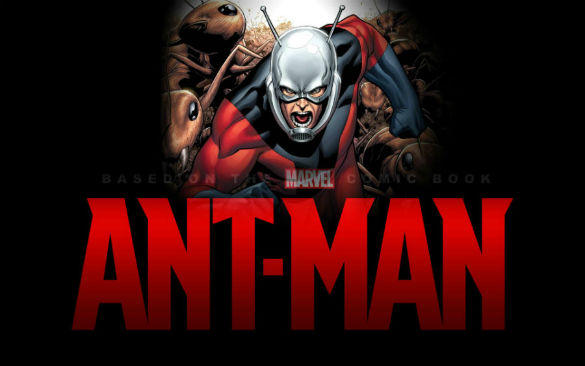 antmanlogo 585 Movie News: Ant Man Gets More New Writers; Conjuring Spin off Coming; First Young Ones Trailer