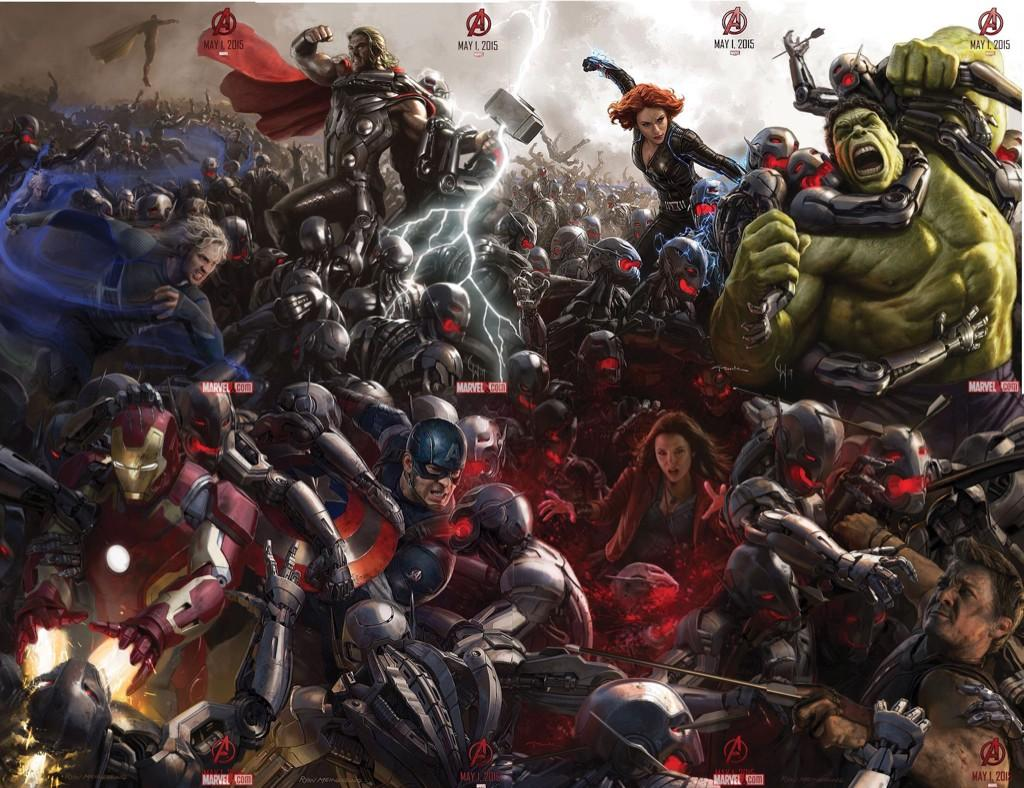 avengers age of ultron comic con full image Best of the Week: Comic Con Leftovers, Martin Scorseses Childhood Passion Project and More