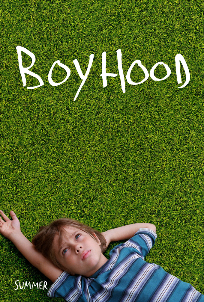 boyhood teaser poster1 Your Top Three: Coming of Age Movies