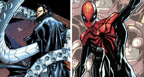 comicsonfilm ockasspidey Comics on Film: Like Thor, Here Are Five Major Heroes That Also Had Substitutes
