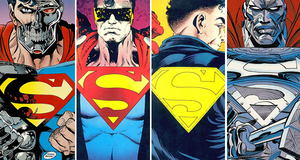 comicsonfilm reignofthesupermen Comics on Film: Like Thor, Here Are Five Major Heroes That Also Had Substitutes