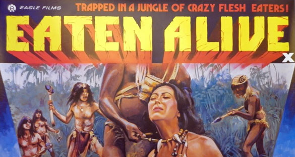 Eaten Alive cannibal movie