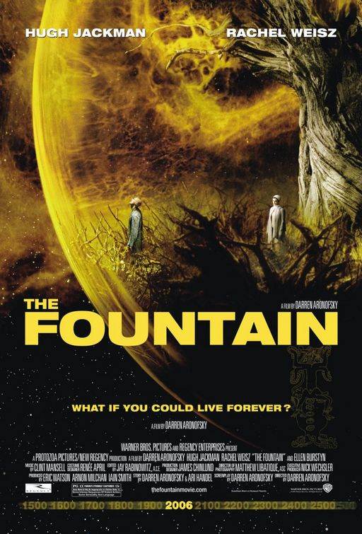 fountain Writer Ari Handel Tells Us What Movie Was Harder to Get Made, Noah or The Fountain