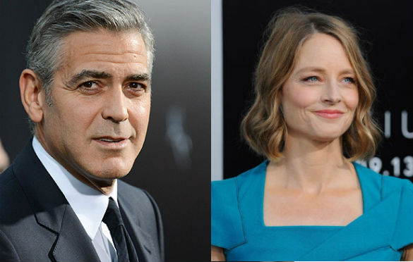 George Clooney / Jodie Foster