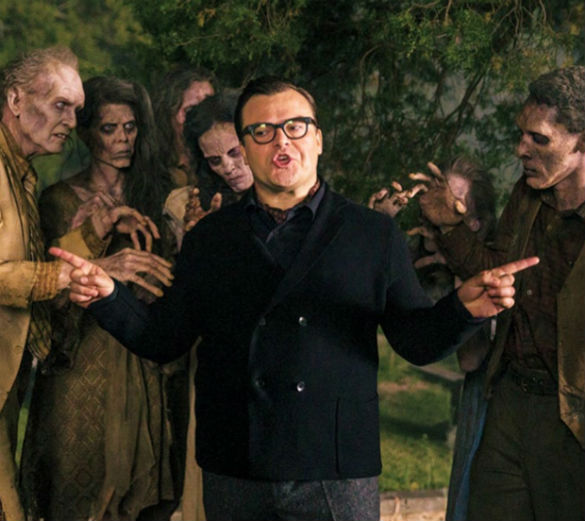 goosebumps 01 585 Movie News: First Look at Jack Black in Goosebumps; First Trailer for Pop Musical God Help the Girl