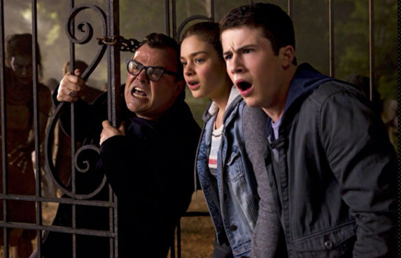 goosebumps 02 585 Movie News: First Look at Jack Black in Goosebumps; First Trailer for Pop Musical God Help the Girl