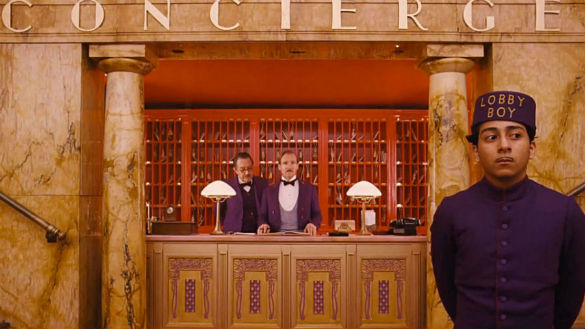 grand budapest hotel 140710 585 Movie News: See Another Star Wars Rebels Villain; First Trailer for Reese Witherspoons Wild