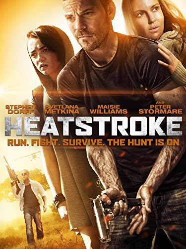 heatstroke poster Game of Thrones Actress Maisie Williams Talks Heatstroke and Not Becoming a Spoiled Child Star