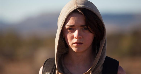 maisie williams heatstroke Game of Thrones Actress Maisie Williams Talks Heatstroke and Not Becoming a Spoiled Child Star