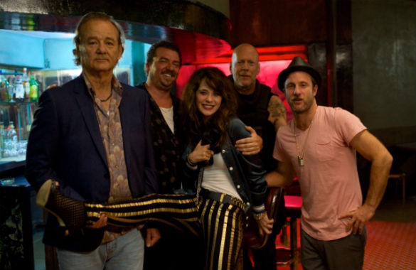 rock the kasbah 140730 585 Movie News: First Look at Bill Murray in Rock the Kasbah; Jamie Foxx May Play Mike Tyson