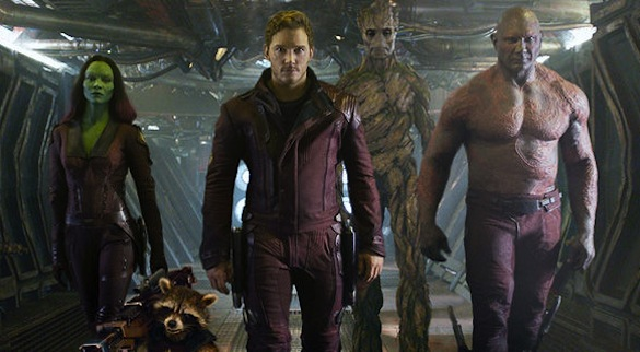 sci fi blog guardians Comics on Film: Why Guardians of the Galaxy Is Important for More Than Just Marvel