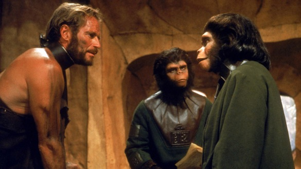 sci fi blog planet of the apes Why Planet of the Apes Is the Greatest Science Fiction Film Series of All Time