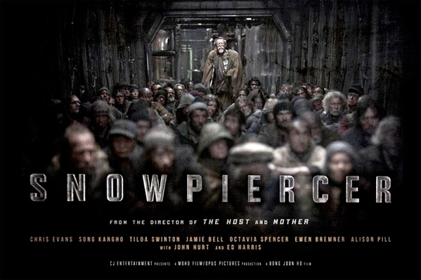 snowpiercer title Box Office Report: Transformers Wins Again, but Fireworks Shine on Limited Releases
