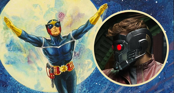 starlord header Marvel Studios Countdown: Who Is Star Lord?