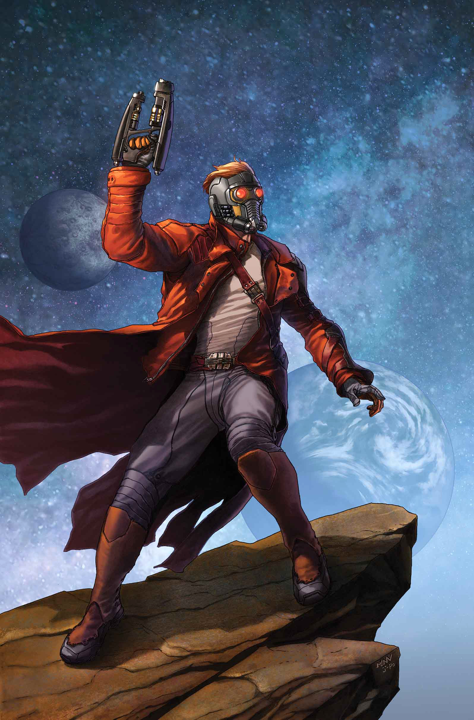 starlord legendary Marvel Studios Countdown: Who Is Star Lord?