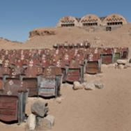 See The Abandoned, Outdoor Movie Theater Rotting Away In The Egyptian Desert